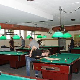 Billiard Lounge - Billiard Center Zypresse - Zürich